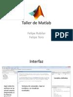 Taller de Matlab