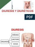 Farmaco Diuresis y Diureticos