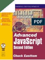 Advanced Javascript Second Edition