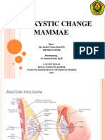 refrat fibrocystic change mamae