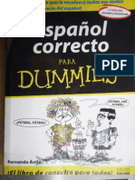 Avila_Fernando - Español_Correcto_Para_Dummies