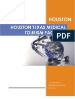 Houston Texas Medical Tourism Package