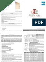 Manual de Usuario - Cargadores PCM