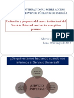 5.Evaluacion y Propuesta Del Marco Institucional Del SU en El Sector Energetico Peruano_Alberto_Cairampoma VF