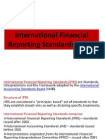 International FinancInternational Financial Reporting Standards (IFRS) ial Reporting Standards (IFRS) -PPT