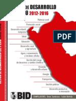Retos de desarrollo del Peru 2012 al 2016