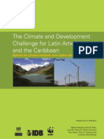 The Climate and Development Challenge for Latin America and the Caribbean Options for Climate-Resil