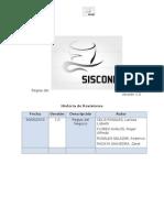 Vision de Negocio SISCONP