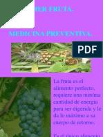 Comer Fruta Con El Estomago Vacio