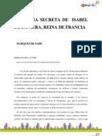 Historia Secreta de Isabel de Baviera, Reina de Francia
