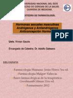 Androgenos y Antiandrogenos
