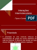 Apres de Interacoes Intermoleculares