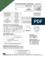 NIC Components NAZU Series