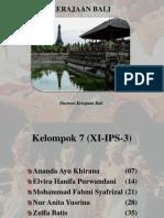 Kerajaan Bali power_point