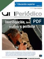 UNPeriodico - 165 investigación, Brecha entre desarrollo y periferia..pdf