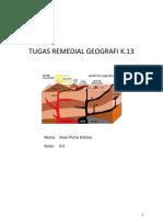Tugas Remedial Geografi k.13