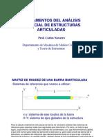 Capitulo 6 I .-Matricial Articuladas Fundamentos