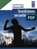 Inf. Desarrollo Humano RD 2008 - Completo