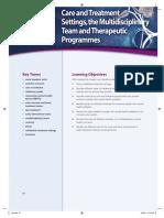 Sample Chapter of Mental Health Nursing, 1st UK Edition