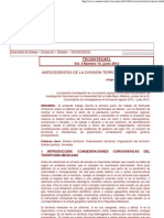 I. EDMUNDO O GORMAN Historia de las Divisiones Territoriales de México