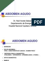 abdomenagudo