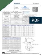 NIC Components NEXS Series