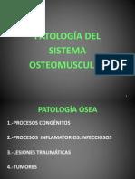 Sem 2 C-3 Patologia s. Osteoarticular