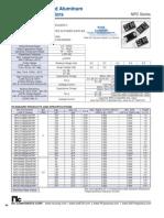 NIC Components NPC Series