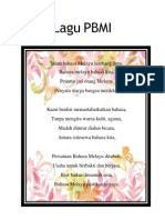 Lagu Persatuan Bahasa Melayu Intitut 2013 (waj 31111)