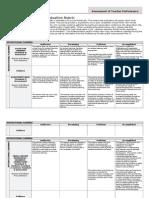 ohio-teacher-evaluation-system-rubric