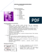 Clase 1. Infecciones Respiratorias