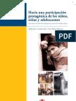 Alejandro Cussiánovich - Hacia una participación protagónica de los niños niñas y adolescentes