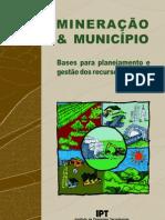 16478510 MINERACAO MUNICIPIO Bases Para Planejamento e Gestao Dos Recursos Minerais