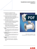 Medidor WaterMaster DS_ES