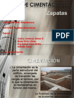 Zapatas Equipo 5