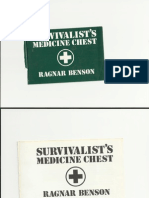 Ragnar Benson Survivalist Medical Chest