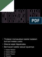 KATETERISASI URETRA