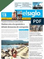 Edicion Eje Centro Domingo 18-08-2013