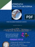 Administracion Moderna