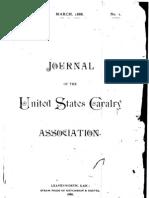 Cavalry Journal, Volume 1, Nos.1, 2 & 3