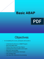 Complete Abap Basic