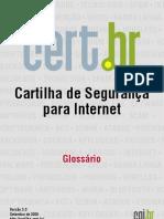 Cartilha Internet - Glossário