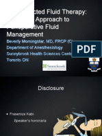 2011-A Modern Approach to Perioperative Fluid Management-Beverly Morningstar