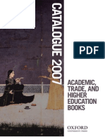 Academic Trade and Higher Education Books