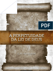 eBook Perpetuidade Lei Deus Spurgeon
