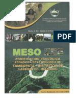 Doc Meso ZEE Tambopata