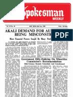 The Spokesman Weekly Vol 29. No. 48 July 28, 1980