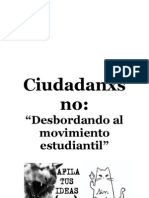 Ciudadanxs No, Version Gato