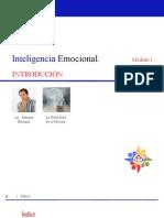 Inteligencia Emocional Módulo I