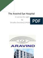 The Aravind Eye Hospital